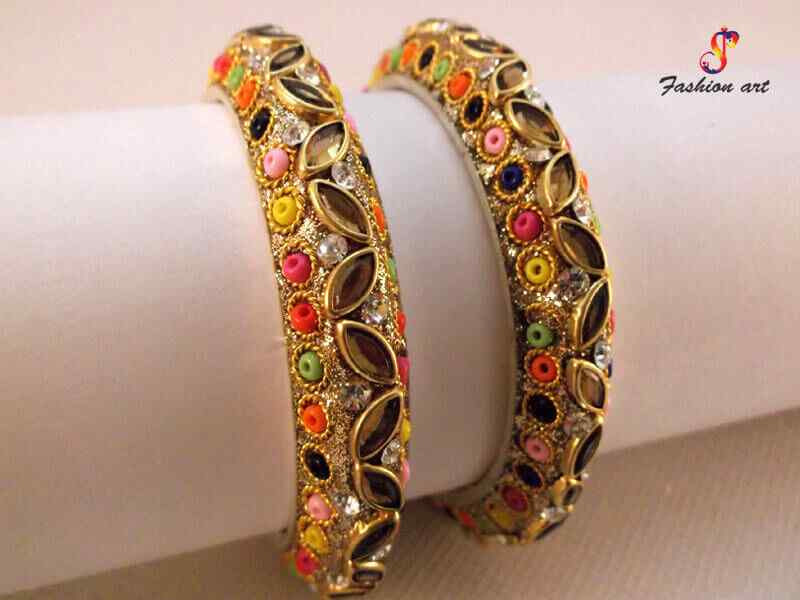 Brass Bangles in Gujarat