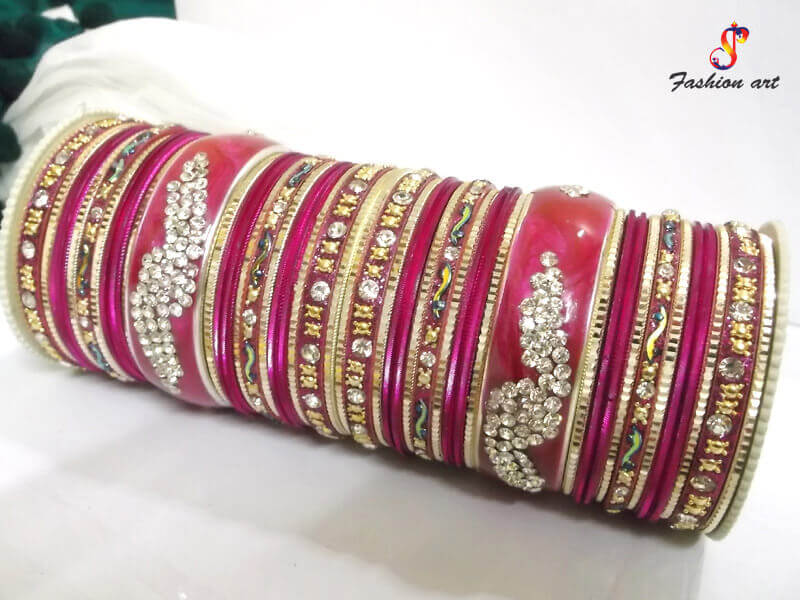 Bridal Bangles in Hyderabad