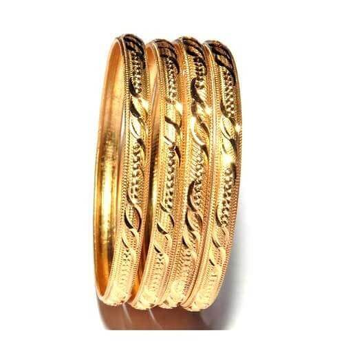 Half Round Bangles in New York