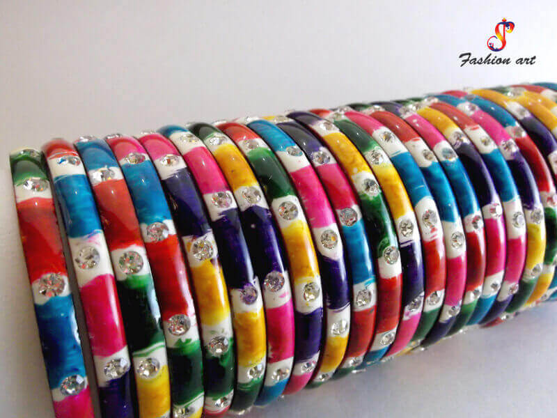 Multi-Colour Bangles in Hyderabad