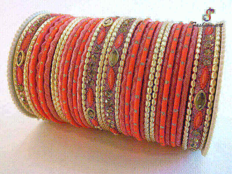 Thread Bangles in Kolhapur