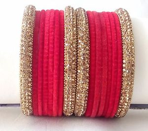 Velvet Bangles in Chandigarh
